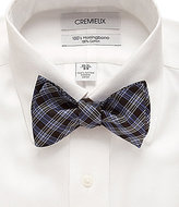 Daniel Cremieux Plaid Bow Tie