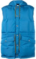 Golden Goose Deluxe Brand 'Edan' padded gilet - men - Polyester/Polyamide/Feather Down - XS