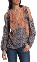 Plenty by Tracy Reese Cold Shoulder Blouse