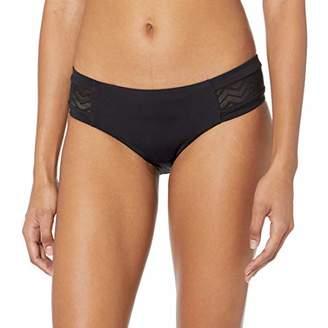 Seafolly Women's Active Zig Zag Hipster Bikini Bottoms,6