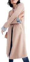 Madewell Women's Atlas Cocoon Coat