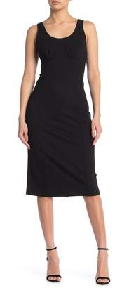 Kate Spade Ponte Scoop Dress