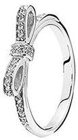 Pandora Ring Sparkling Bow 190906CZ (4.5)