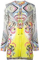 Etro paisley tunic - women - Silk - 42