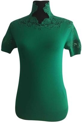 Ermanno Scervino Green Top for Women