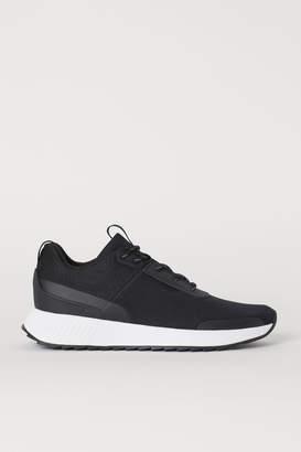 H&M Mesh Sneakers - Black