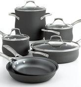 Calphalon Unison Nonstick 10 Piece Cookware Set
