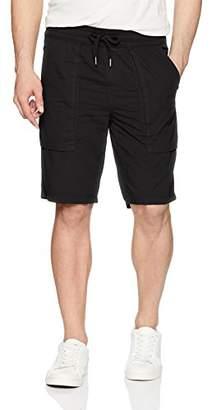 Calvin Klein Jeans Men's POPLIN Utility Short
