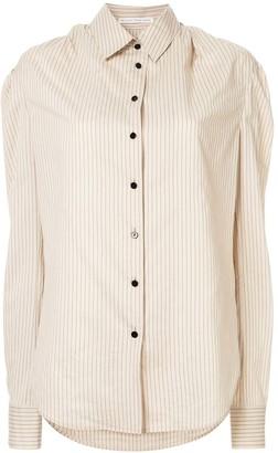 Olivier Theyskens Striped Shirt
