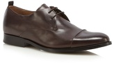 Jeff Banks Brown Leather Potter Shoes