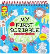 Alex Little Hands First Scribble
