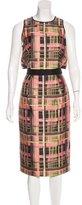 Marissa Webb Wool & Silk-Blend Dress
