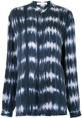 Dion Lee Abstract Print Shirt