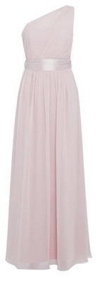 Dorothy Perkins Womens Showcase Bridesmaid Blush Sadie Maxi Dress