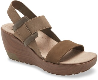 OTBT Cleah Platform Wedge Sandal