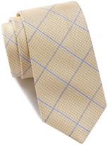 Ben Sherman Southern Grid Silk Tie
