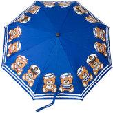 Moschino sailor teddy umbrella - unisex - Polyester - One Size