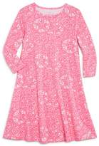 Vineyard Vines Girls' Sand Dollar Swing Dress - Big Kid