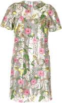 Piccione Piccione Piccione.Piccione floral sequin dress