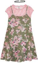 Arizona Floral Slip Dress - Girls' 7-16