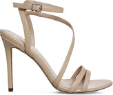 Office Nadine faux-patent sandals