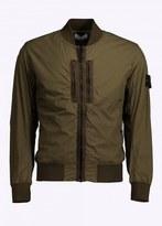 Garment Dyed Crinkle Jacket