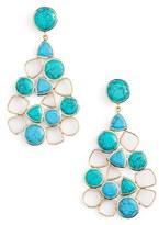 Argentovivo Women's Statement Earrings