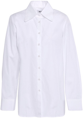 Each X Other Cotton-poplin Shirt