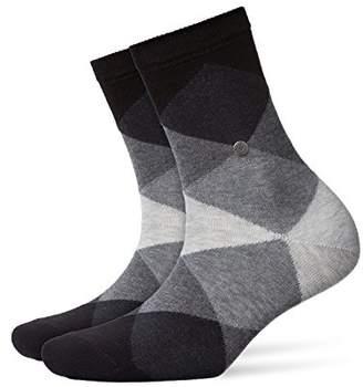 Burlington Women Bonnie Socks - Cotton Blend, ( 3000), (Manufacturer size: 36-41), 1 Pair