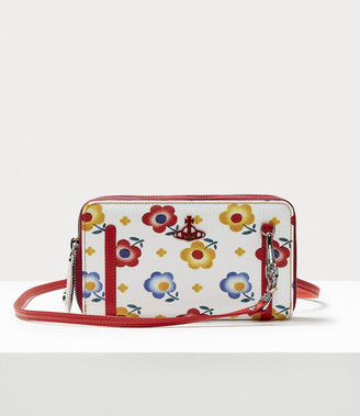 Vivienne Westwood Derby Double Zip Round Crossbody Bag Andreas' Flowers