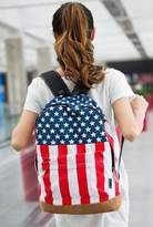 The American Flag Backpacks,men and Women Backpacks by L-EO Backpack
