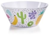 Celebrate Shop Celebrate Shop Printed Melamine Serving Bowl