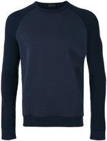 Z Zegna crew neck sweater - men - Cotton - S