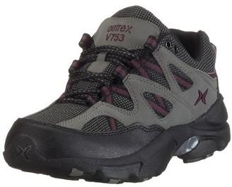 Apex Women's Sierra Trail Runners Hiking Shoe Sneaker Grey/Purple 5.5 Medium US