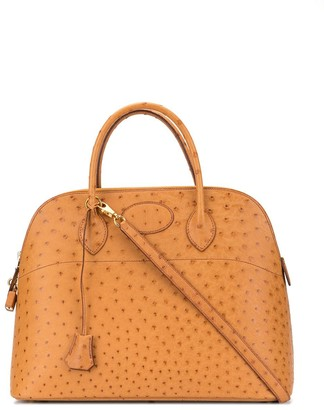 Hermes 2006 pre-owned Bolide 35 2way handbag