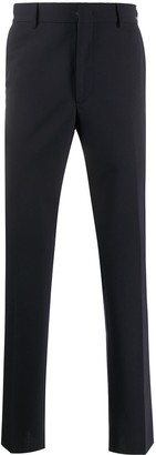 Fendi Welt Pocket Slim Trousers