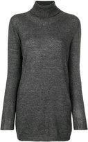 Woolrich long turtleneck sweater