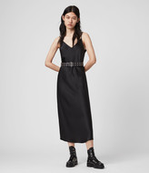 AllSaints Tierney Slip Dress