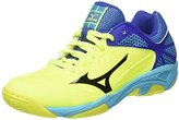 Mizuno Unisex Kids' Exceed Star Jnr Tennis Shoes multicolour Size: