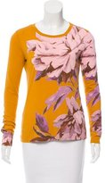 Tory Burch Printed Knit Top