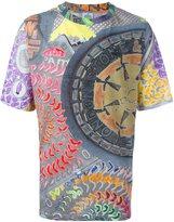Vivienne Westwood Man pavement print T-shirt