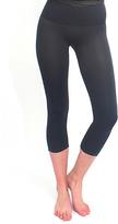 Magid Black Tummy Control High-Waist Leggings