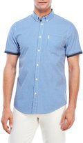 Ben Sherman Gingham Short Sleeve Shirt