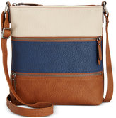 Style&Co. Style & Co. Vyniisha Multi Zip Crossbody, Only at Macy's