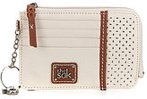 The Sak Perforated Leather ID Card Wallet