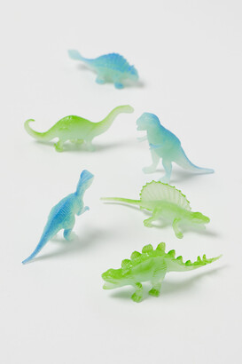 H&M 6-pack Glow-in-the-dark Toys