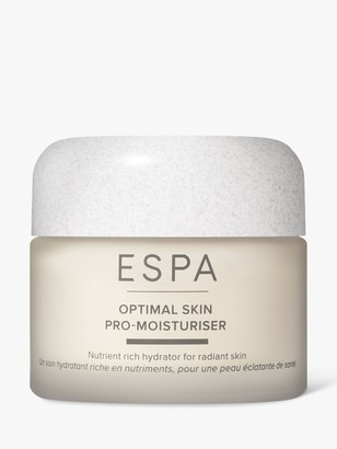 Espa Optimal Skin Pro-Moisturiser, 55ml