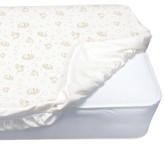 Baby! Baby Serta® Perfect Balance® Deluxe Organic Crib Mattress Pad