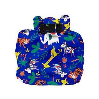 MIO Bambino Wet Bag, Safari Celebration Blue