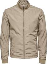 Selected Regular-Fit Front-Zip Jacket